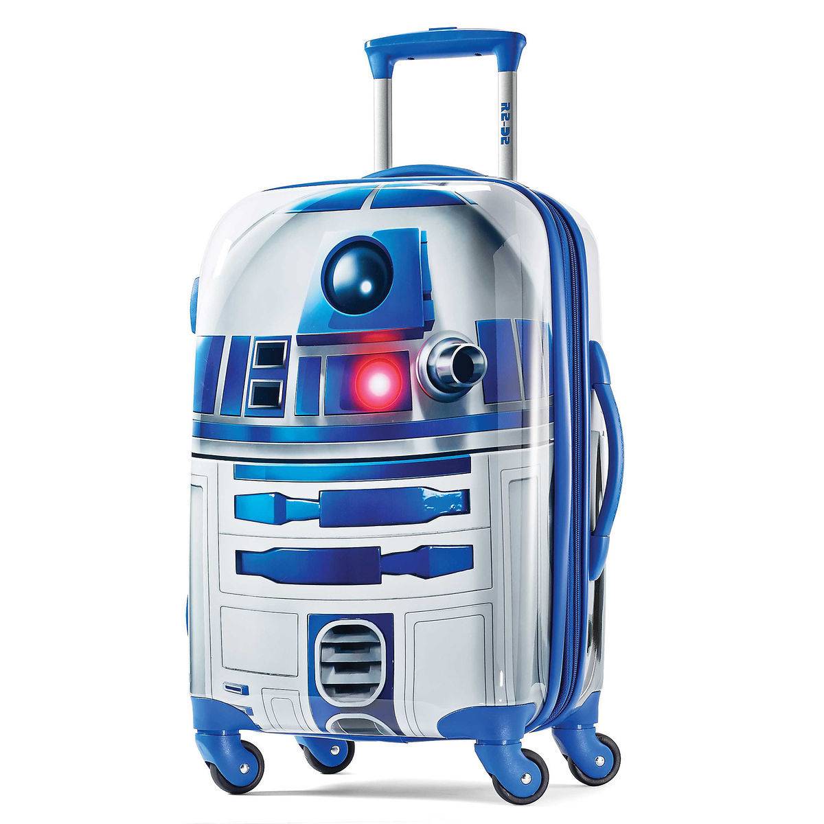 Product Image Of R2 D2 Luggage Star Wars American Tourister Small