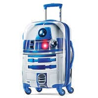 Image of R2-D2 Luggage - Star Wars - American Tourister - Small # 1