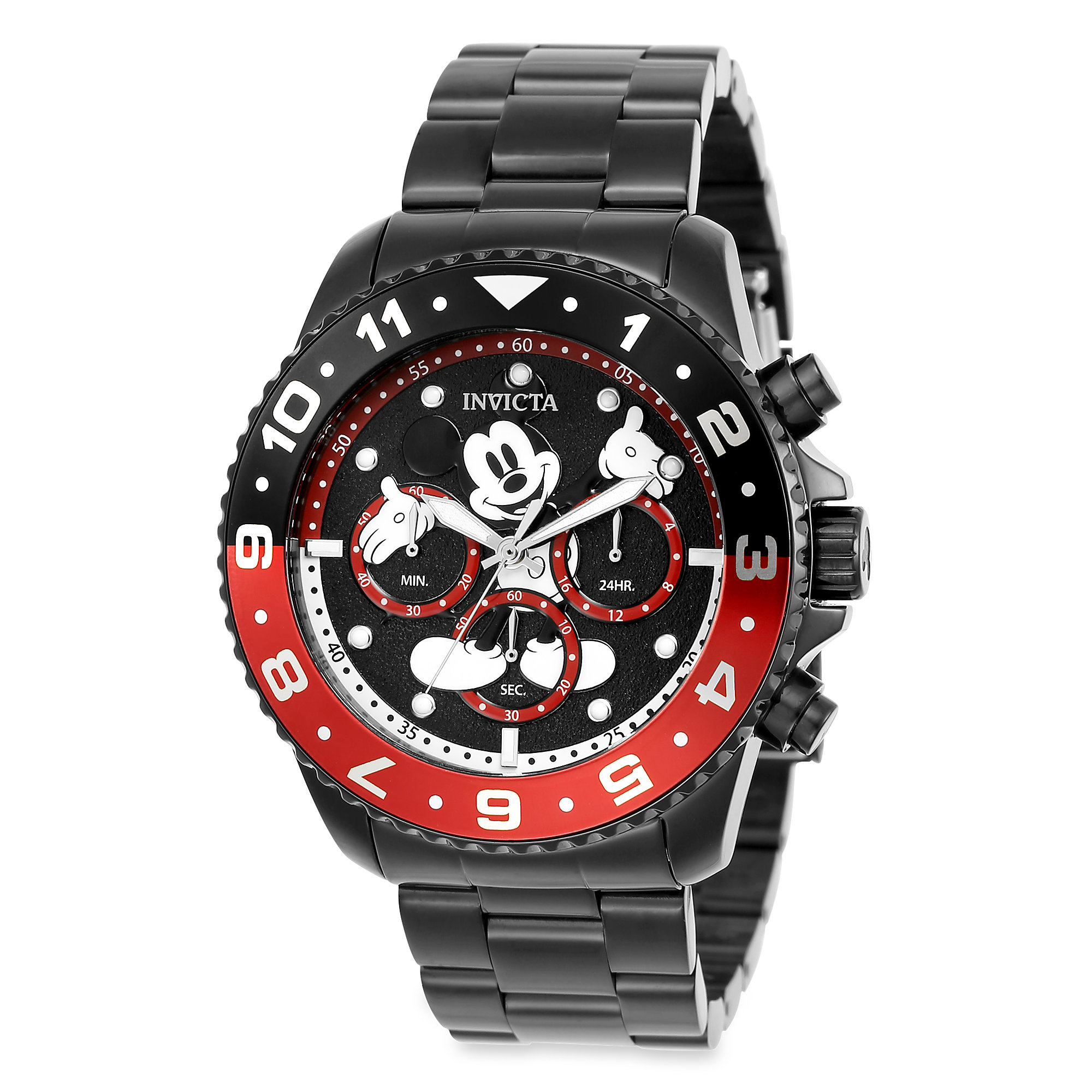 Mickey Mouse Chronograph for Men by INVICTA - Limited Edition