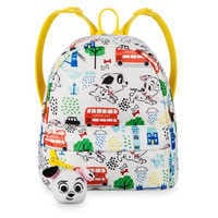Image of 101 Dalamtians Mini Backpack - Furrytale friends # 1