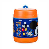Image of Mickey Mouse Hot and Cold Food Container # 2