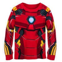 Image of Iron Man Costume PJ PALS for Kids # 2