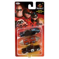 Image of Incredibles 2 Die Cast Vehicle Set # 7