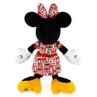 Image of Minnie Mouse Epcot Flags Plush - 11'' # 2