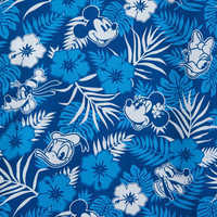 Image of Mickey Mouse and Friends Aloha Shirt for Men - Disney Hawaii # 5