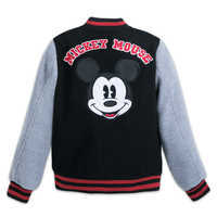 Image of Mickey Mouse Letterman Jacket for Kids # 2