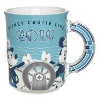 Image of Mickey Mouse Disney Cruise Line 2019 Mug # 1