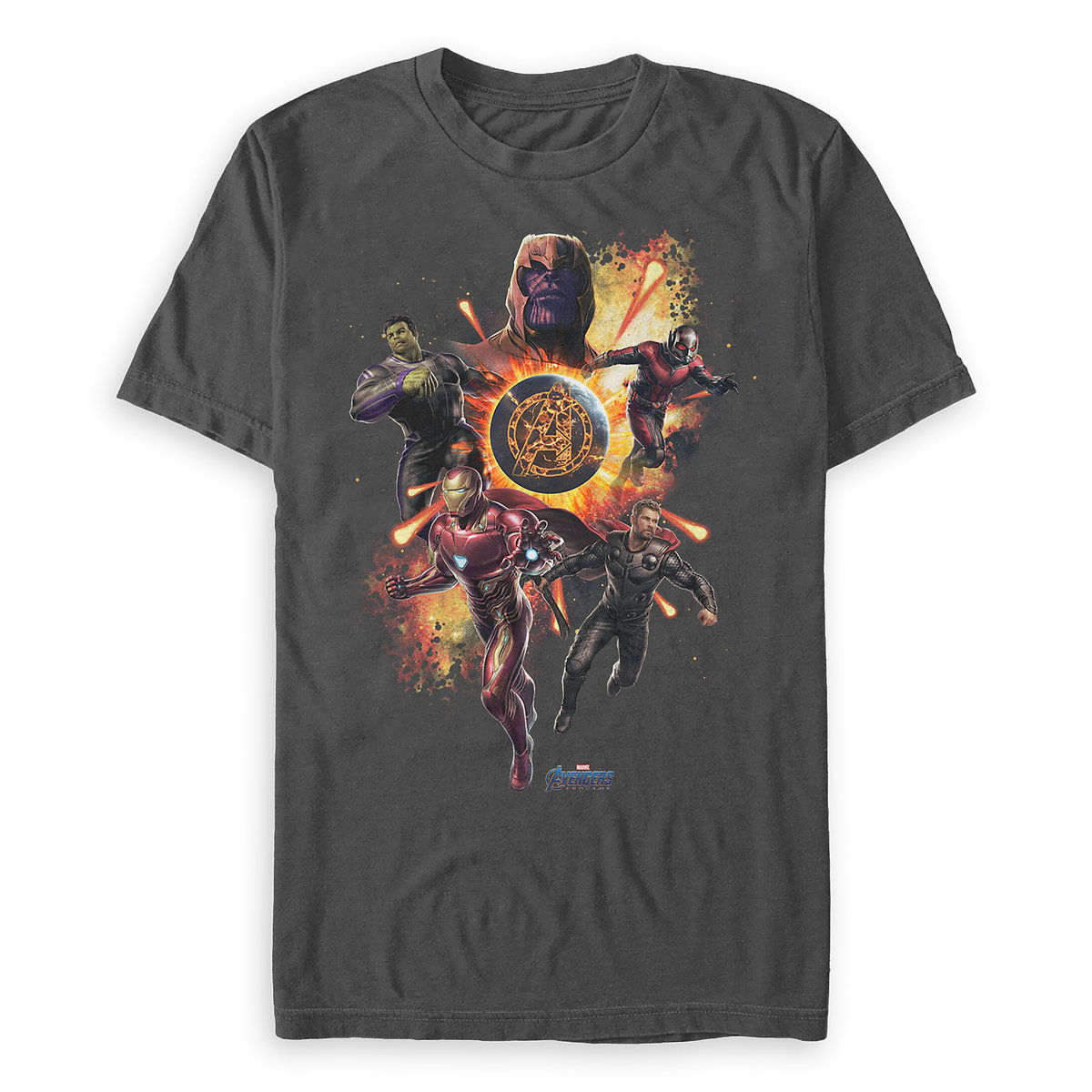 9318efbbdbc66 Product Image of Marvel s Avengers  Endgame T-Shirt for Adults   1