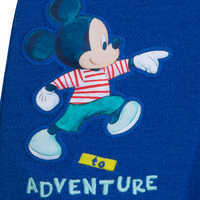 Image of Mickey Mouse and Donald Duck Romper for Baby # 5
