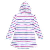 Image of Mickey Mouse Striped Cover-Up for Girls - Personalized # 3