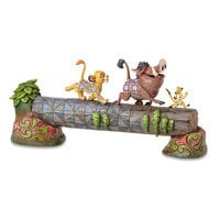 Image of The Lion King ''Carefree Camaraderie'' Figurine by Jim Shore # 2