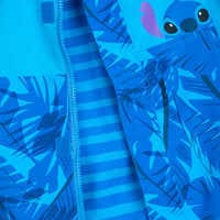 Image of Stitch Packable Rain Jacket and Attached Carry Bag for Kids # 8