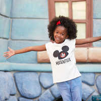 Image of Mickey Mouse Club ''Mouseketeer'' T-Shirt for Kids # 2