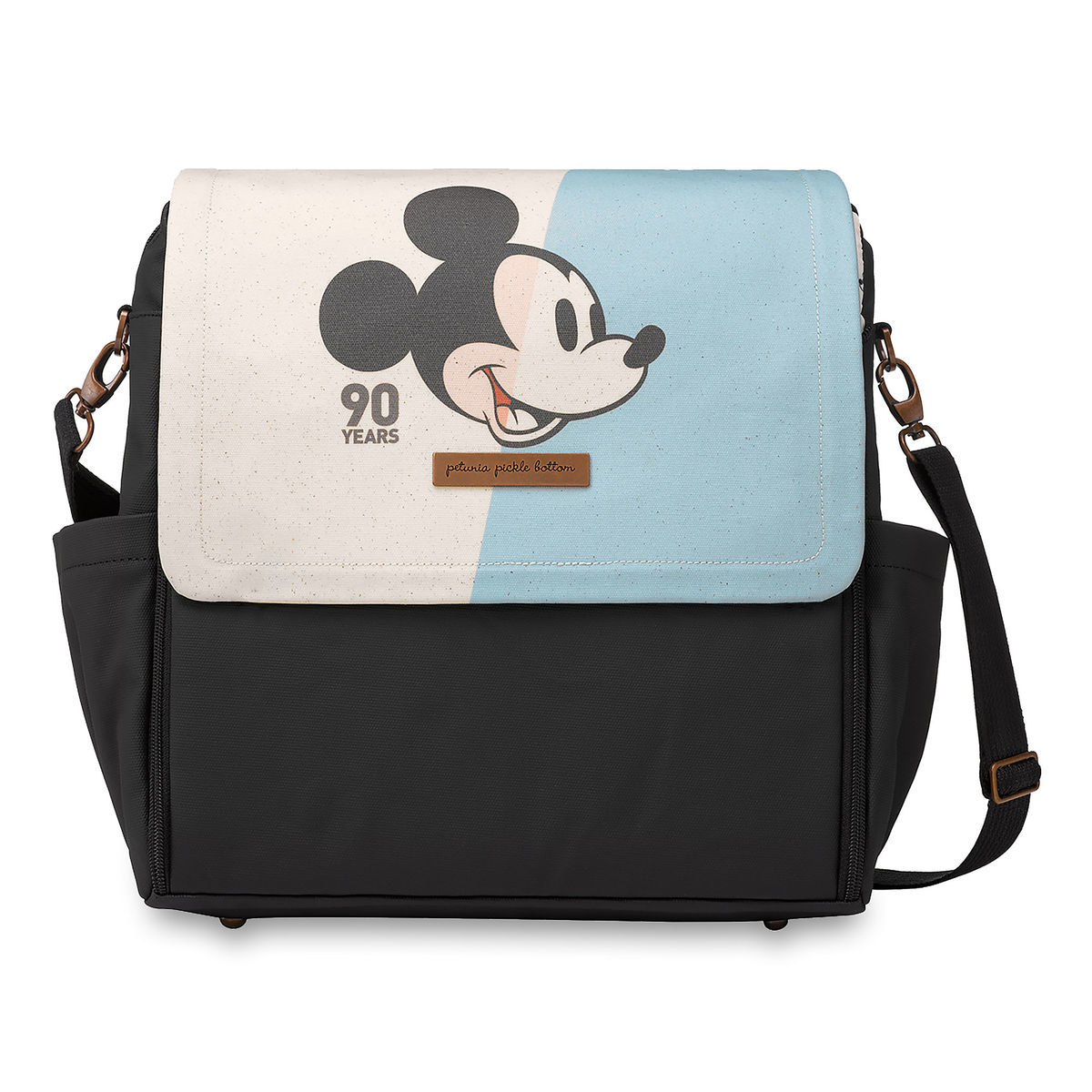 Product Image Of Mickey Mouse Boxy Diaper Backpack By Petunia Pickle Bottom 1