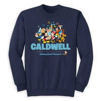 Image of Mickey Mouse and Friends Family Vacation Pullover for Adults - Disneyland 2019 - Customized # 3