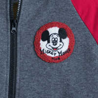 Image of The Mickey Mouse Club Varsity Jacket for Boys # 3