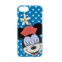 Image of Minnie Mouse Jeweled Hat iPhone 7/6/6S Case # 1