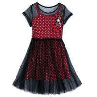 Image of Minnie Mouse Fancy Dress for Girls # 1