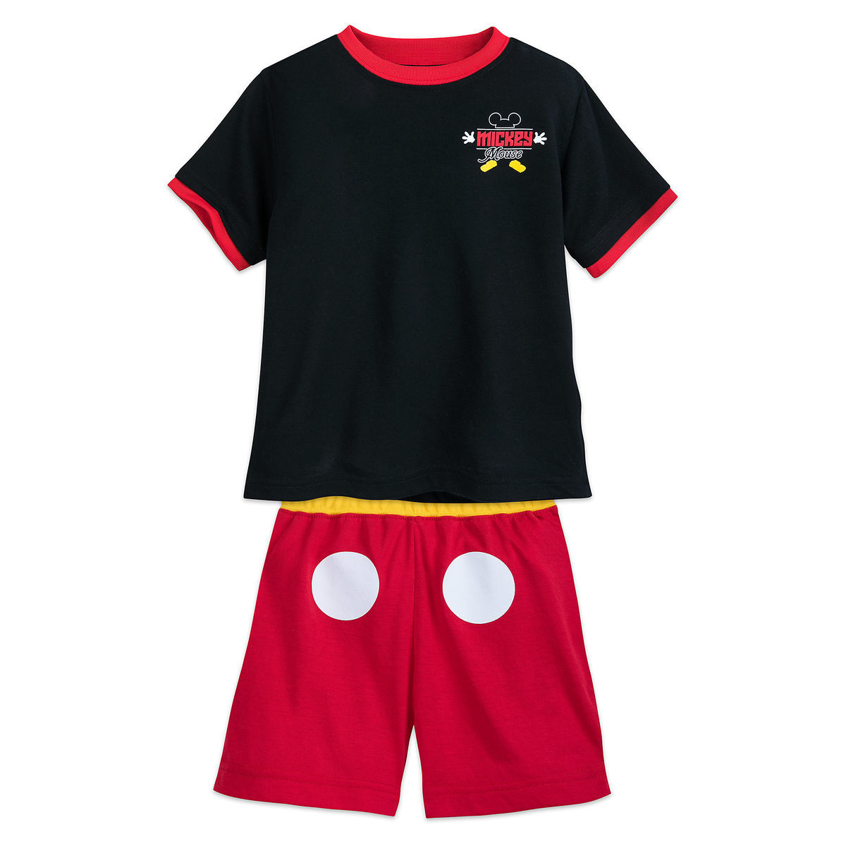 b27e94268970 I Am Mickey Mouse Pajama Set for Boys
