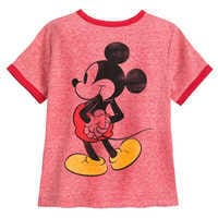 Image of Mickey Mouse Classic Ringer T-Shirt for Boys # 3