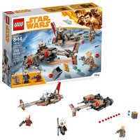 Image of Cloud-Rider Swoop Bikes Playset by LEGO - Solo: A Star Wars Story # 4