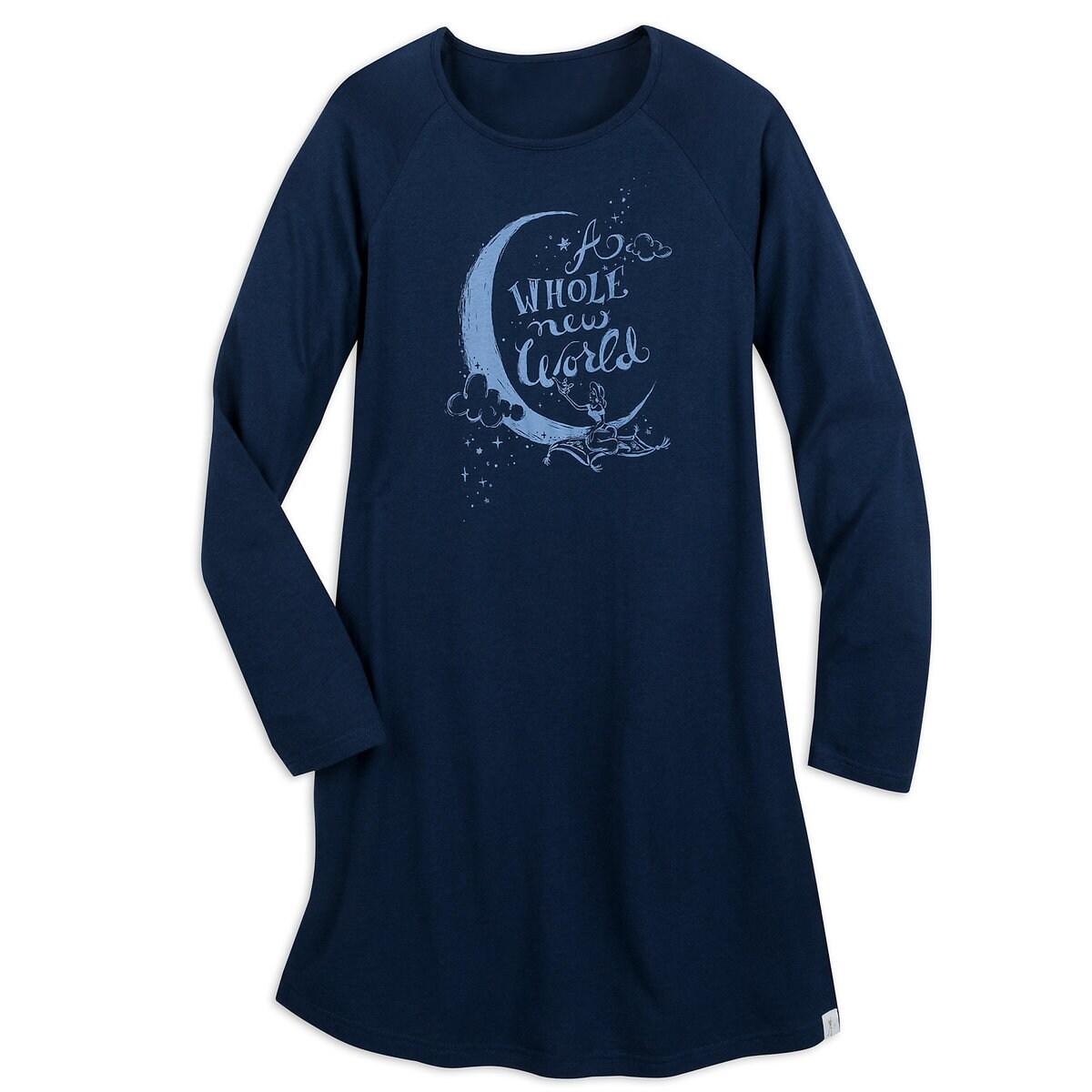 358ccaa89cb Product Image of Jasmine Long Sleeve Nightshirt - Munki Munki - Women   1