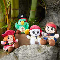 Image of Disney Parks Wishables Mystery Plush - Pirates of the Caribbean Attraction Series # 2