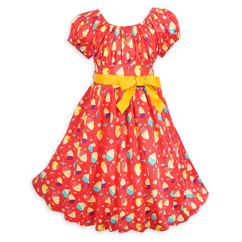 Pineapple Swirl Dress for Girls Official shopDisney