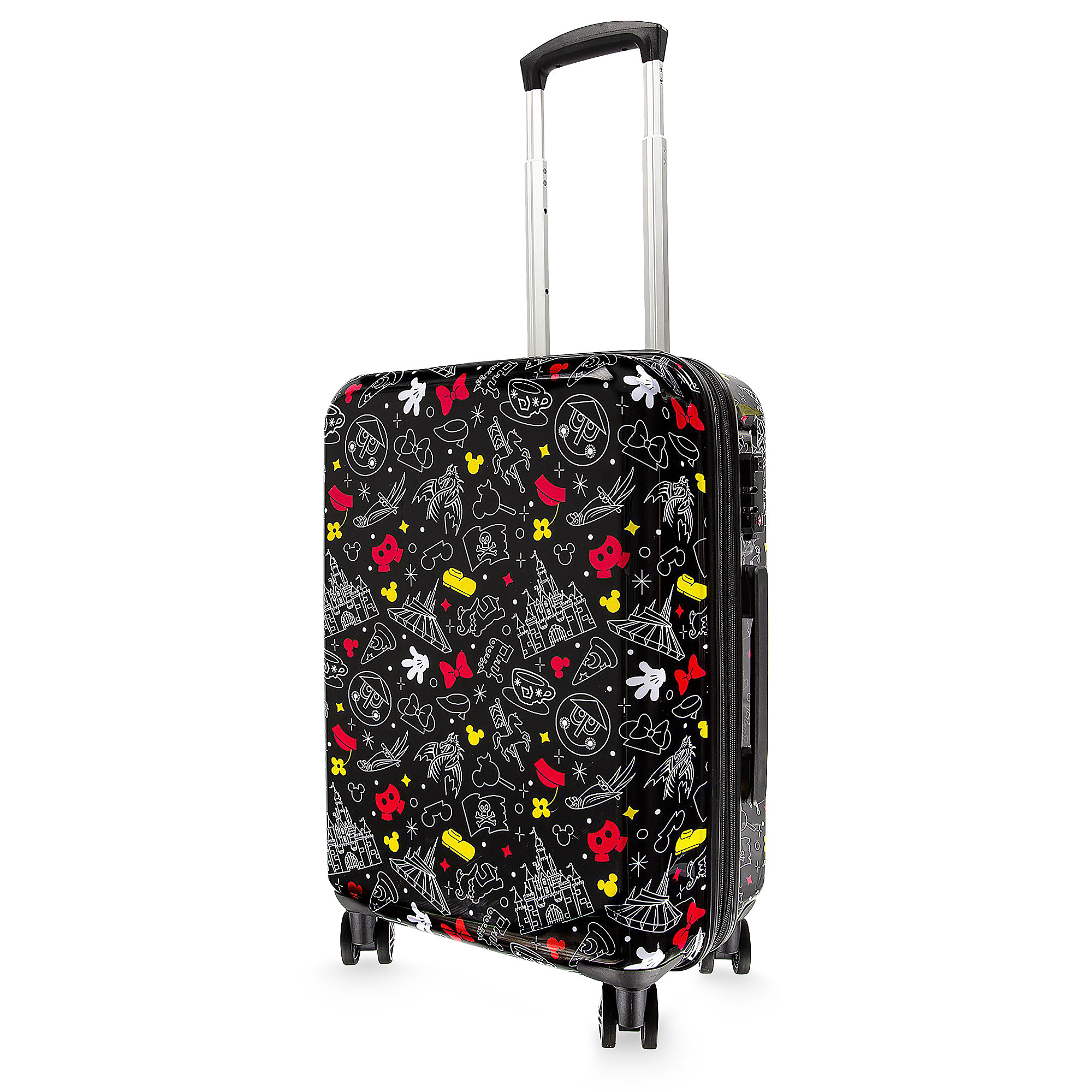 Disney Parks Rolling Luggage - Small - 21''