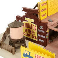 Image of Lizzie's Curios Shop Playset - Cars # 4
