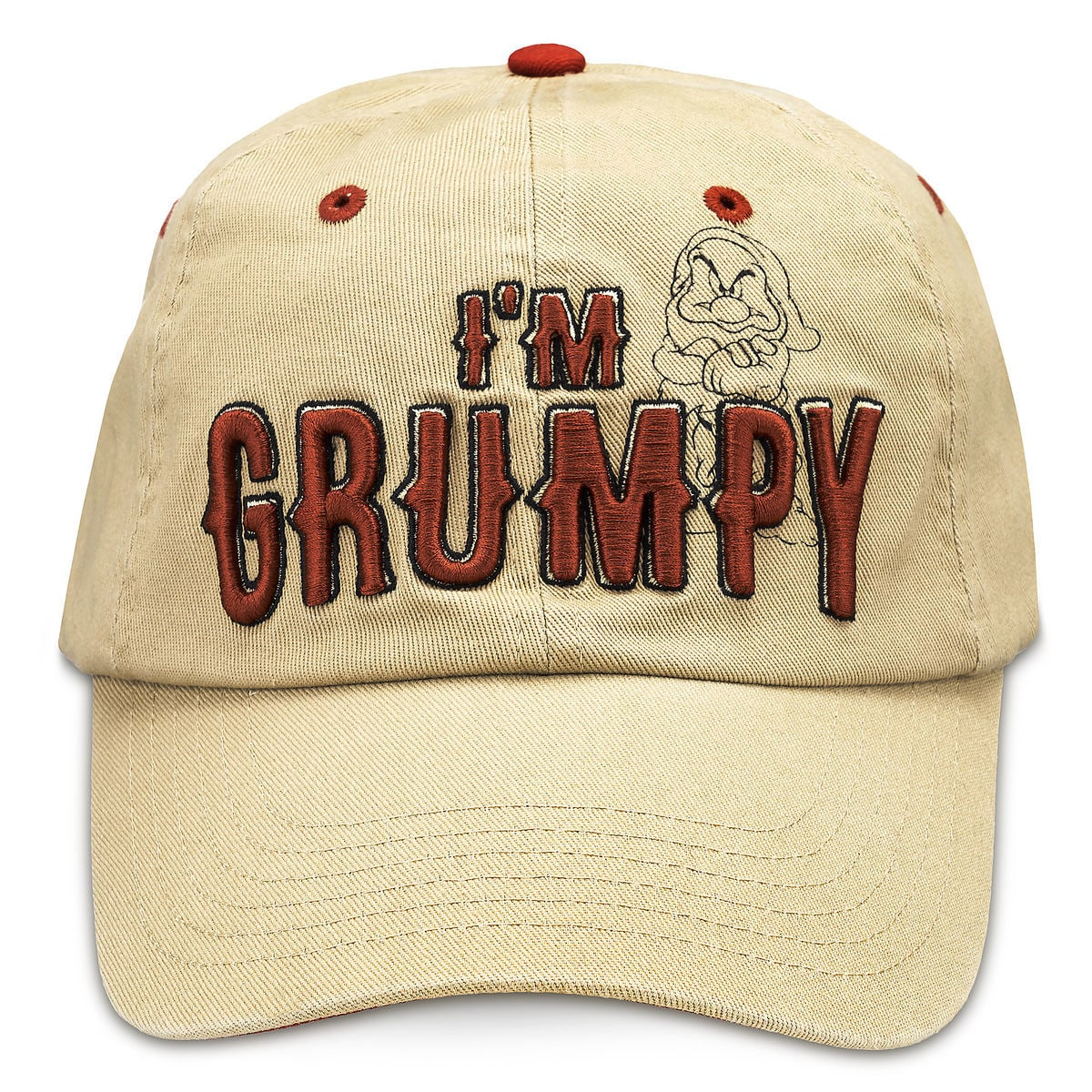 Product Image of Grumpy Baseball Cap for Adults   1 048dd3ca4904
