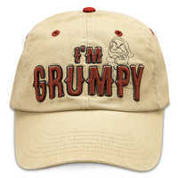 Image of Grumpy Baseball Cap for Adults # 1