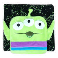 Image of Toy Story Alien Convertible Fleece Throw - Personalized # 1