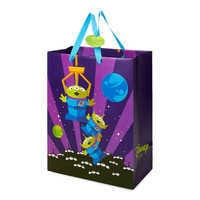 Image of Toy Story Aliens Deluxe Gift Bag - Medium # 2