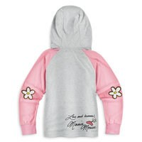 Minnie Mouse Pullover Hoodie - Girls
