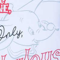 Image of Dumbo Ringer T-Shirt for Women # 2