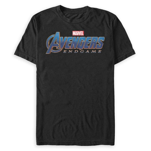 4f437d79c Marvel's Avengers: Endgame Logo T-Shirt for Men | shopDisney