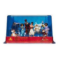 Image of Aladdin Deluxe Figurine Set # 2