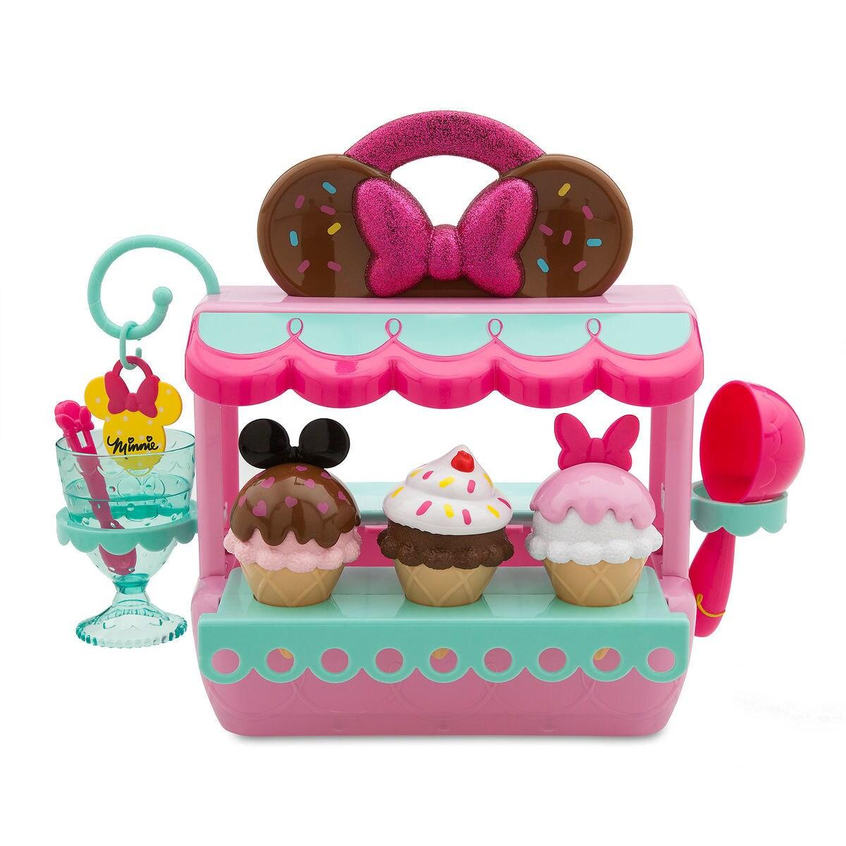 minnie mouse ice cream set shopdisney