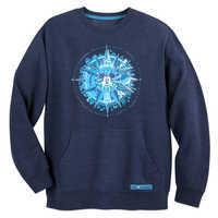 Image of Mickey Mouse Compass Sweatshirt for Men - Walt Disney World # 1