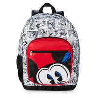 Image of Mickey Mouse Comic Backpack # 1