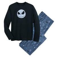 Jack Skellington Pajama Set for Men by Munki Munki