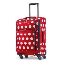 샵디즈니 Disney Minnie Mouse Luggage - American Tourister - Small