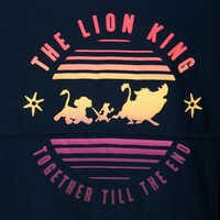 Image of The Lion King Spirit Jersey for Adults - Oh My Disney # 5