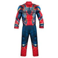Image of Iron Spider Costume for Kids - Marvel's Avengers: Infinity War # 6