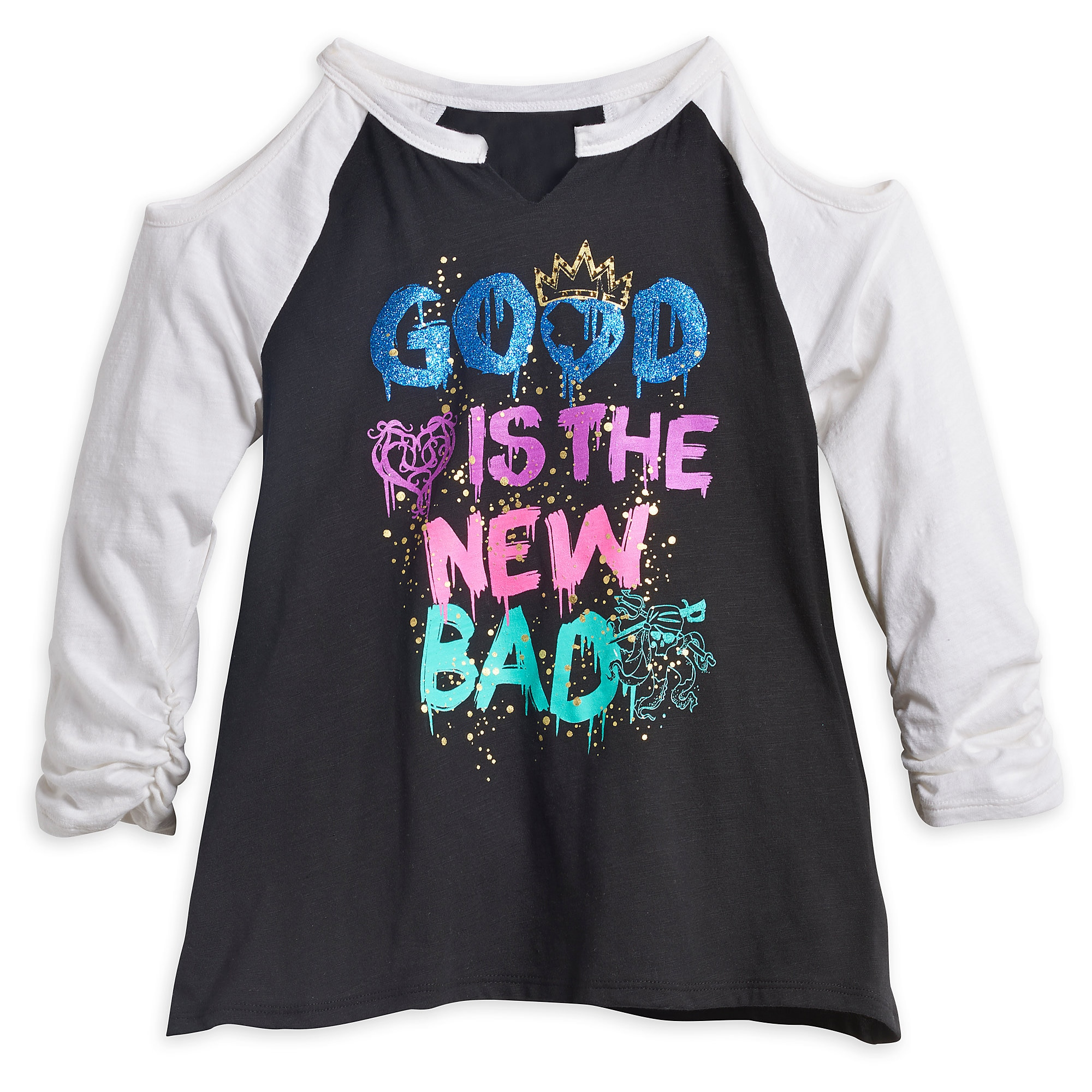 Descendants Raglan Top for Tweens