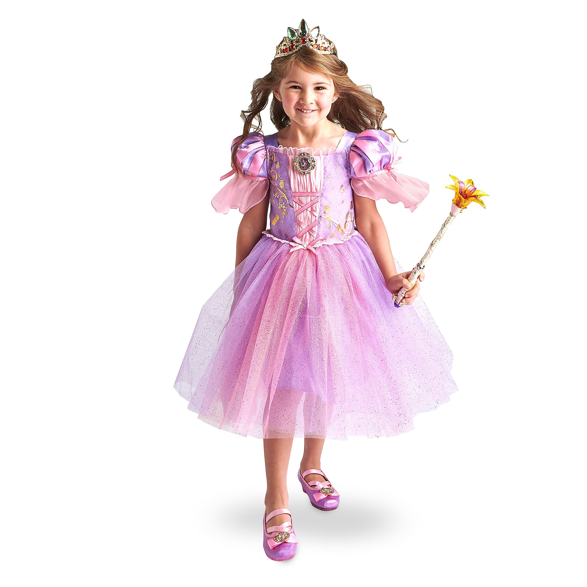 Rapunzel Costume Collection for Kids - Tangled The Series