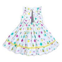 Image of Minnie Mouse Fruit Print Dress Set for Baby # 3