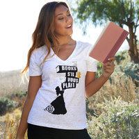 Image of Belle T-Shirt for Women - Oh My Disney # 2