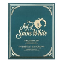 Art of Snow White Lithograph Set - Limited Edition